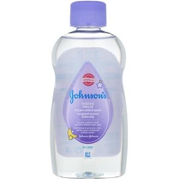 Johnson's Baby Bedtime ulei pentru un somn liniștit