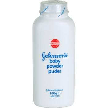 Johnsons Baby Diapering pudra de talc pentru copii