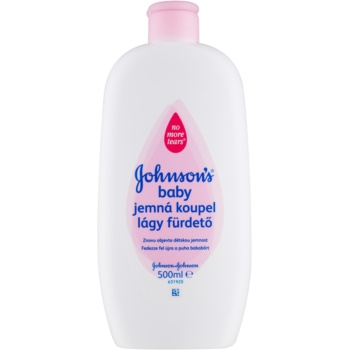 Johnsons Baby Wash and Bath curatare gentila