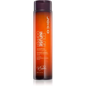 Joico Color Infuse Copper vlasový korektor zvýrazňující měděné tóny 300 ml
