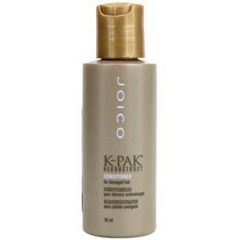 Joico K-PAK Reconstruct balsam pentru par degradat sau tratat chimic