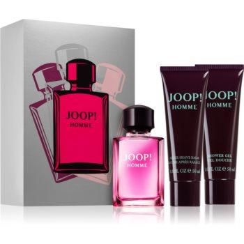 JOOP! Homme toaletní voda 30 ml + balzám po holení 50 ml + parfémovaný sprchový gel 50 ml