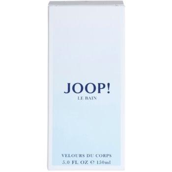 Joop! Le Bain тоалетно мляко за тяло за жени 3