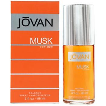 Jovan Musk eau de cologne pentru bărbați