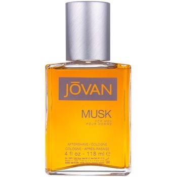Jovan Musk after shave pentru barbati 118 ml