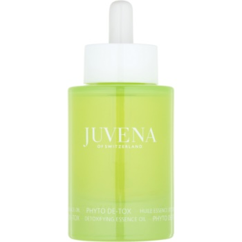 Juvena Phyto De-Tox ulei de esente detoxifiant impotriva imbatranirii pielii