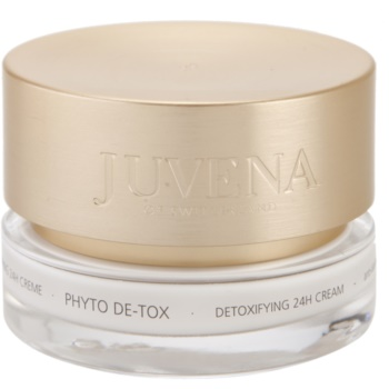 Juvena Phyto De-Tox crema detoxifianta lumineaza si catifeleaza pielea