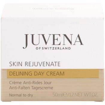 Juvena Skin Rejuvenate Delining denní protivráskový krém pro normální až suchou pleť 4