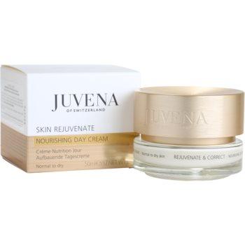 Juvena Skin Rejuvenate Nourishing creme de dia nutritivo para pele normal a seca 3