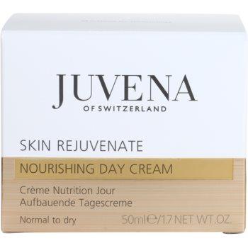Juvena Skin Rejuvenate Nourishing creme de dia nutritivo para pele normal a seca 4