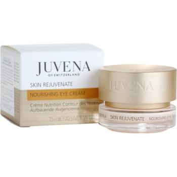 Juvena Skin Rejuvenate Nourishing околоочен крем против бръчки за всички типове кожа на лицето 3