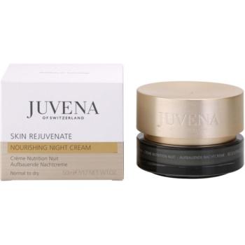 Juvena Skin Rejuvenate Nourishing Nachtcreme gegen Falten für normale und trockene Haut 2