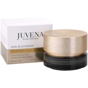 Juvena Skin Rejuvenate Nourishing Nachtcreme gegen Falten für normale und trockene Haut 3