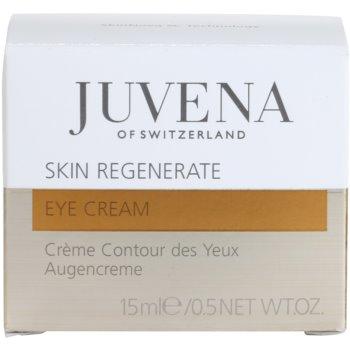Juvena Regenerate & Restore fiatalító szemkrém érett bőrre 4