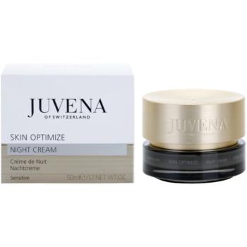 Juvena Skin Optimize нічний крем для чутливої шкіри 2
