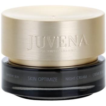 Juvena Skin Optimize нічний крем для чутливої шкіри