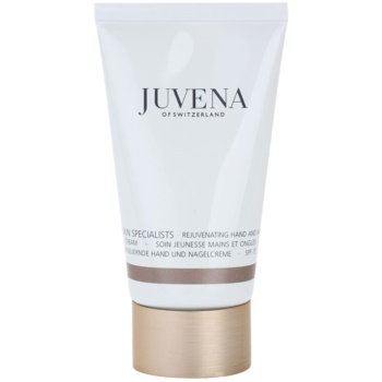 Fotografie Juvena Specialists ochranný krém na ruce a nehty SPF 15 75 ml