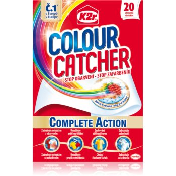 K2r Colour Catcher ?erve?ele pentru prevenirea decolorãrii imagine produs