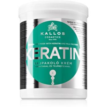 Kallos KJMN Maske für die Haare mit Keratin 1000 ml