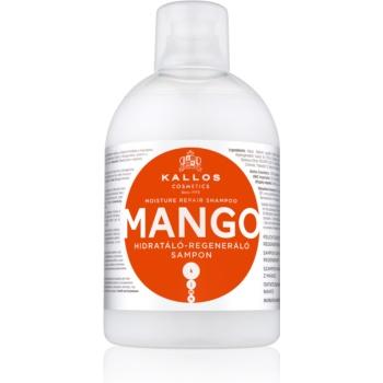 Kallos KJMN sampon hidratant pentru par uscat, deteriorat si tratat chimic
