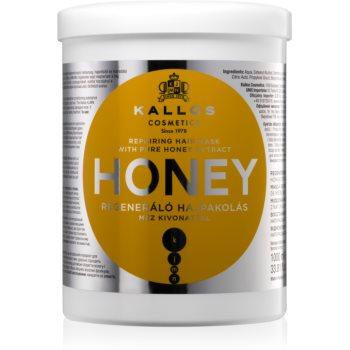 Kallos KJMN masca pentru hidratare intensa pentru pãr uscat ?i deteriorat imagine produs