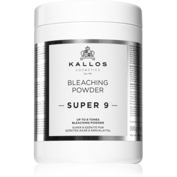 Kallos Super 9 pudrã pentru decolorare ?i crearea ?uvi?elor imagine produs