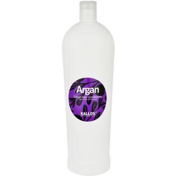Kallos Argan balsam pentru par vopsit