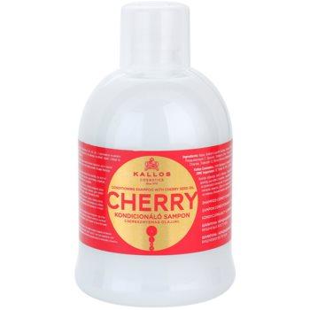 Kallos KJMN šampon pro suché a poškozené vlasy