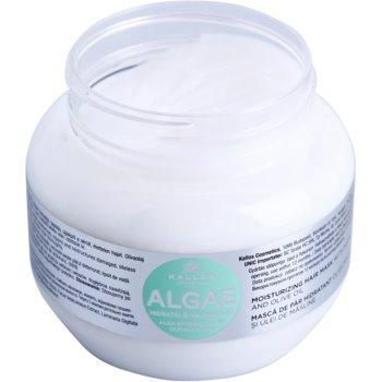 Kallos KJMN хидратираща маска с екстракт от водорасли и зехтин 1