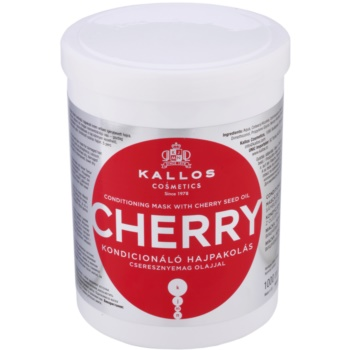 Kallos KJMN masca hidratanta pentru par deteriorat