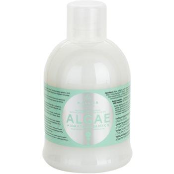 Kallos KJMN sampon hidratant cu extract de alge si ulei de masline