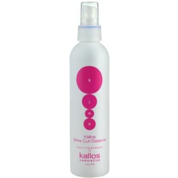 Kallos KJMN спрей  за чуплива коса