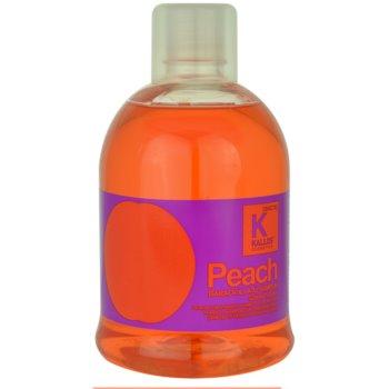 Kallos Hair Care champô nutritivo para o cabelo seco e frágil