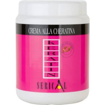 Kallos Serical crema de par restructuranta cu keratina