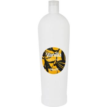 Kallos Vanilla champô para cabelo seco