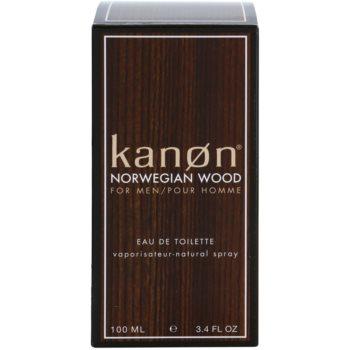 Kanon Norwegian Wood Eau de Toilette für Herren 4