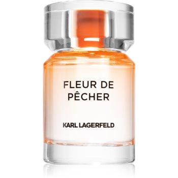 Karl Lagerfeld Fleur de Pêcher Eau de Parfum pentru femei