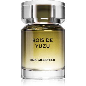 Karl Lagerfeld Bois de Yuzu Eau de Toilette pentru bărbați