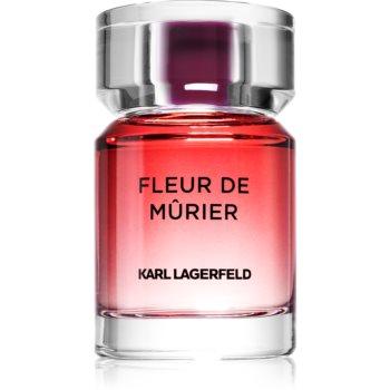 Karl Lagerfeld Fleur de Mûrier eau de parfum pentru femei 50 ml