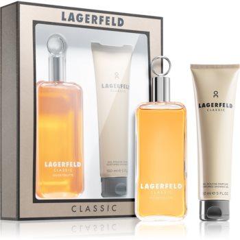 Karl Lagerfeld Lagerfeld Classic toaletní voda 150 ml + sprchový gel 150 ml