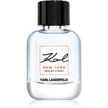 Karl Lagerfeld Places by Karl New York, Mercer Street Eau de Toilette pentru bărbați
