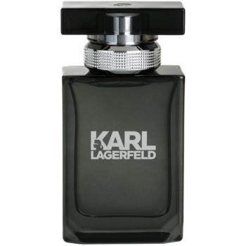 Fotografie Karl Lagerfeld Karl Lagerfeld for Him toaletní voda pro muže 50 ml