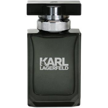 poze cu Karl Lagerfeld Karl Lagerfeld for Him Eau de Toilette pentru barbati 50 ml