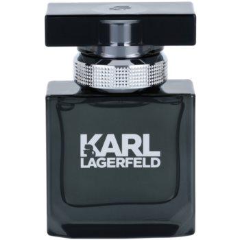 poze cu Karl Lagerfeld Karl Lagerfeld for Him Eau de Toilette pentru barbati 30 ml