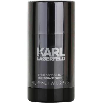 poze cu Karl Lagerfeld Karl Lagerfeld for Him deostick pentru barbati 75 g