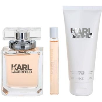 Karl Lagerfeld Karl Lagerfeld for Her ajándékszettek 1
