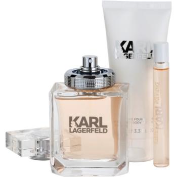 Karl Lagerfeld Karl Lagerfeld for Her ajándékszettek 2