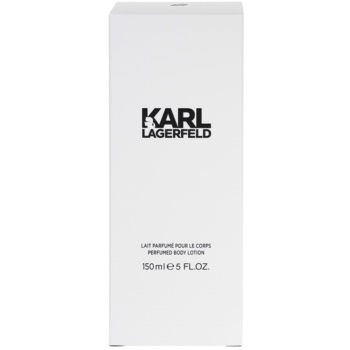 Karl Lagerfeld Karl Lagerfeld for Her leite corporal para mulheres 3