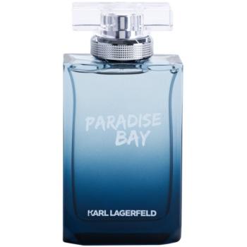 poze cu Karl Lagerfeld Paradise Bay Eau de Toilette pentru barbati 100 ml