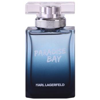 Fotografie Karl Lagerfeld Paradise Bay toaletní voda pro muže 50 ml